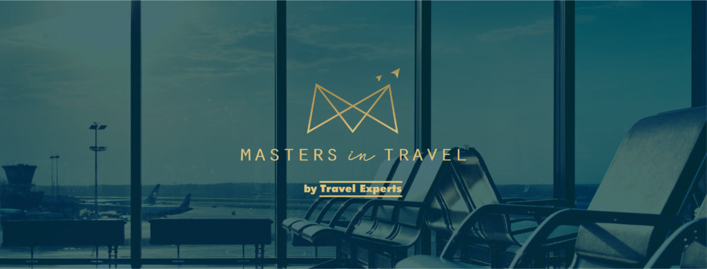 Logo Masters in Travel