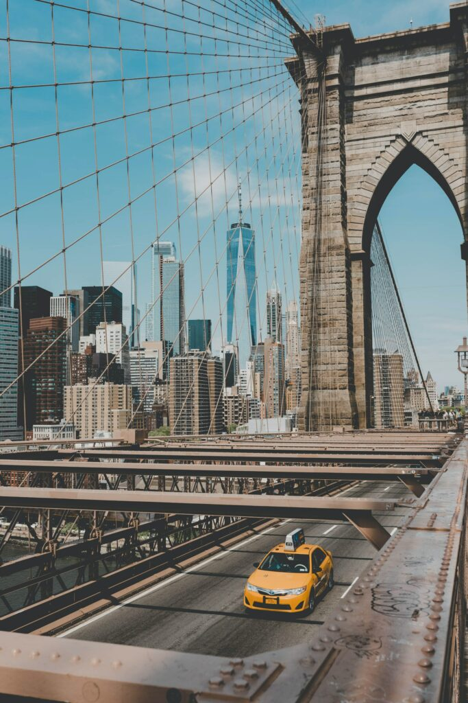Foto New York: Photo by Clay Banks on Unsplash