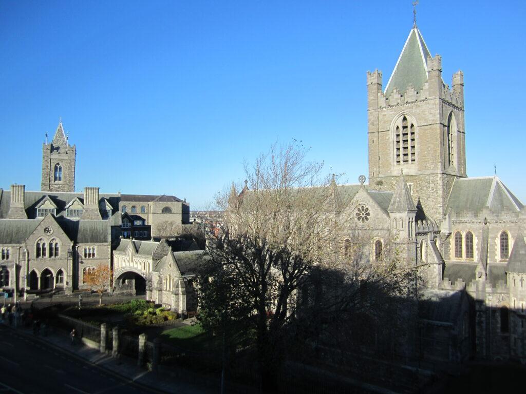 Dublin, de hoofdstad van Ierland