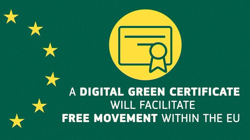 Wat je moet weten over het EU Digital COVID Certificate