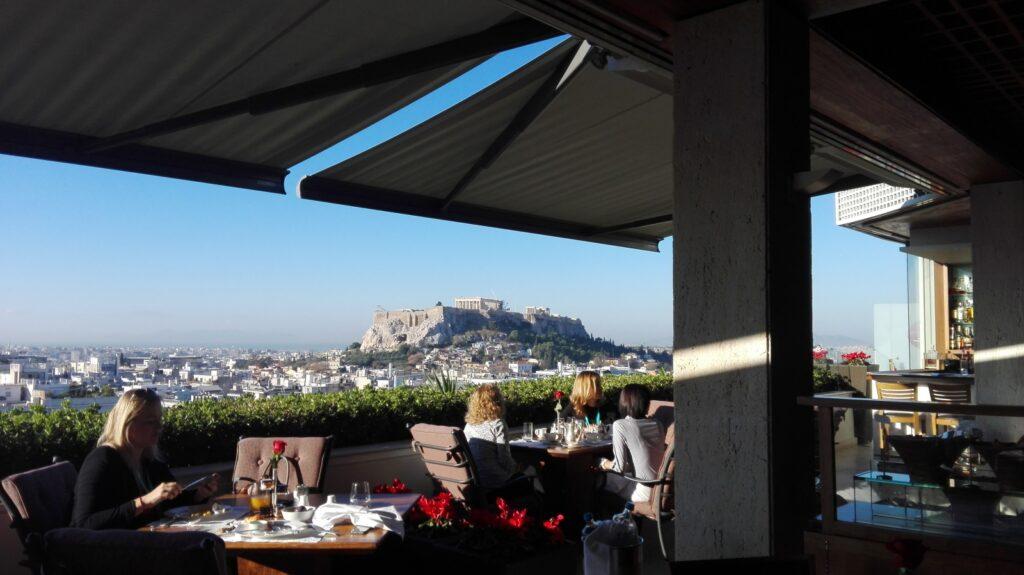Hotel Grande Bretagne - Athene