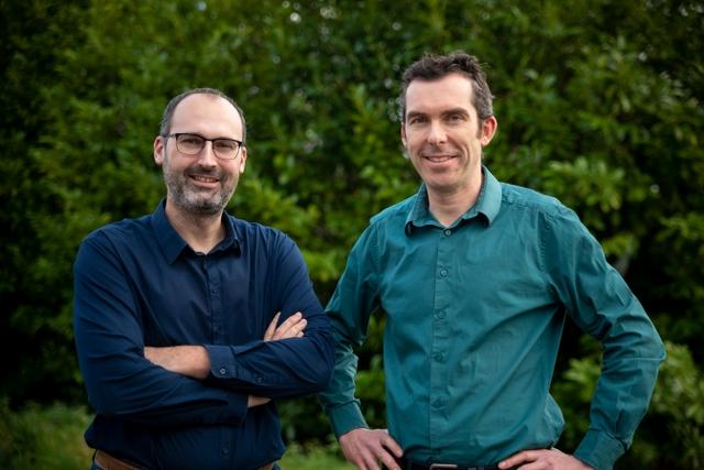 Masters in Travel Jeroen en Tom