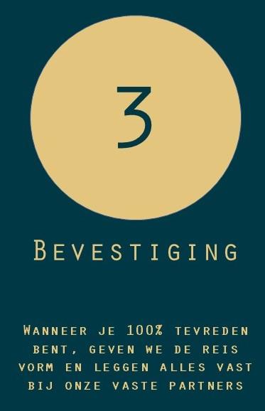 Stap 3: Bevestiging