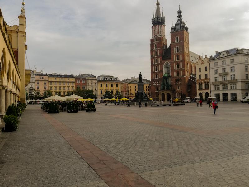 Grote Markt met Mariakerk