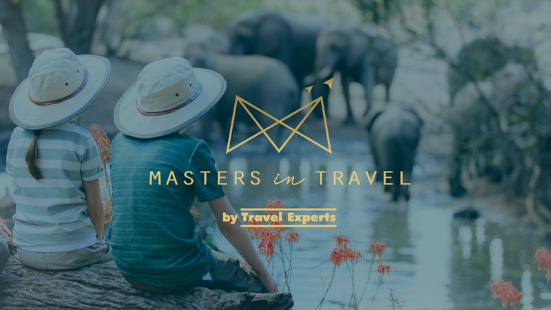 gezinsreizen van Masters in Travel
