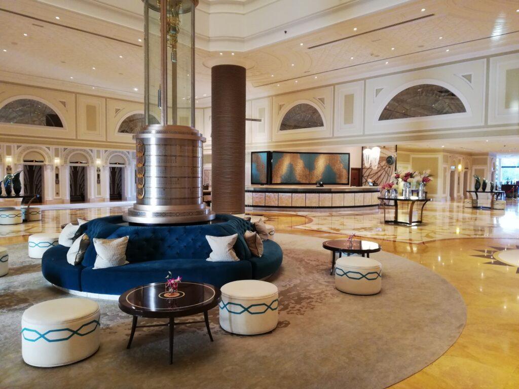 lobby Waldorf Astoria - Ras al Khaimah